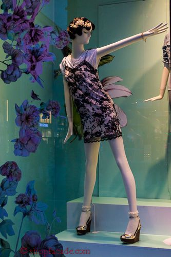 Miss Selfridge, Oxford Street, London