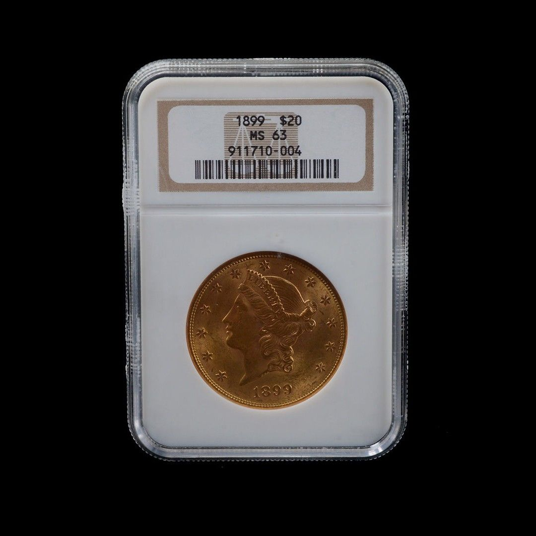 Michaans Posted To Instagram Lot 149 Us 1899 20 00 Liberty Head Gold Coin Ngc Ms 63 Estimate 1 800 2 000 To Gold Coins Coin Collecting Numismatics