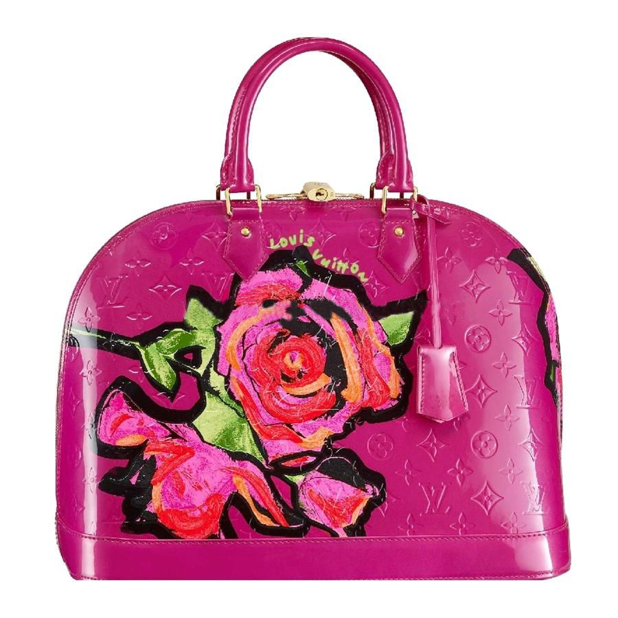 Louis Vuitton Alma MM Roses,Only For $247.99, Plz Repin ,Thanks.