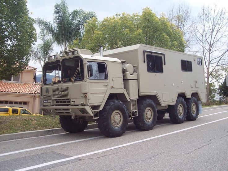 Mobile Trucks Shelters : Bug out vehicles and shelters pesquisa google b o v