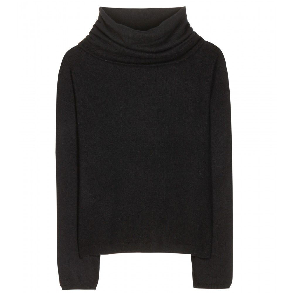 Jardin des Orangers - Cashmere turtleneck sweater - Keep toasty in sensationally soft cashmere from Jardin des Orangers. In an easy-to-style fit and classic shade of black, this sweater will prove an obvious go-to for effortless chic. seen @ www.mytheresa.com