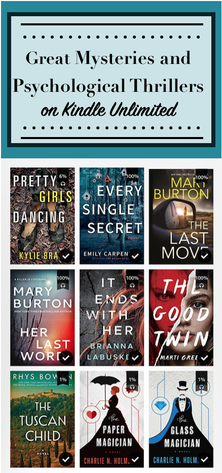 June Currently and Kindle Unlimited Recommendations | BOOKS