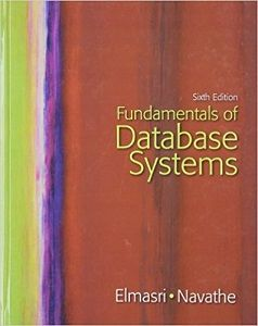 Solution manual for fundamentals of database systems 6th edition.