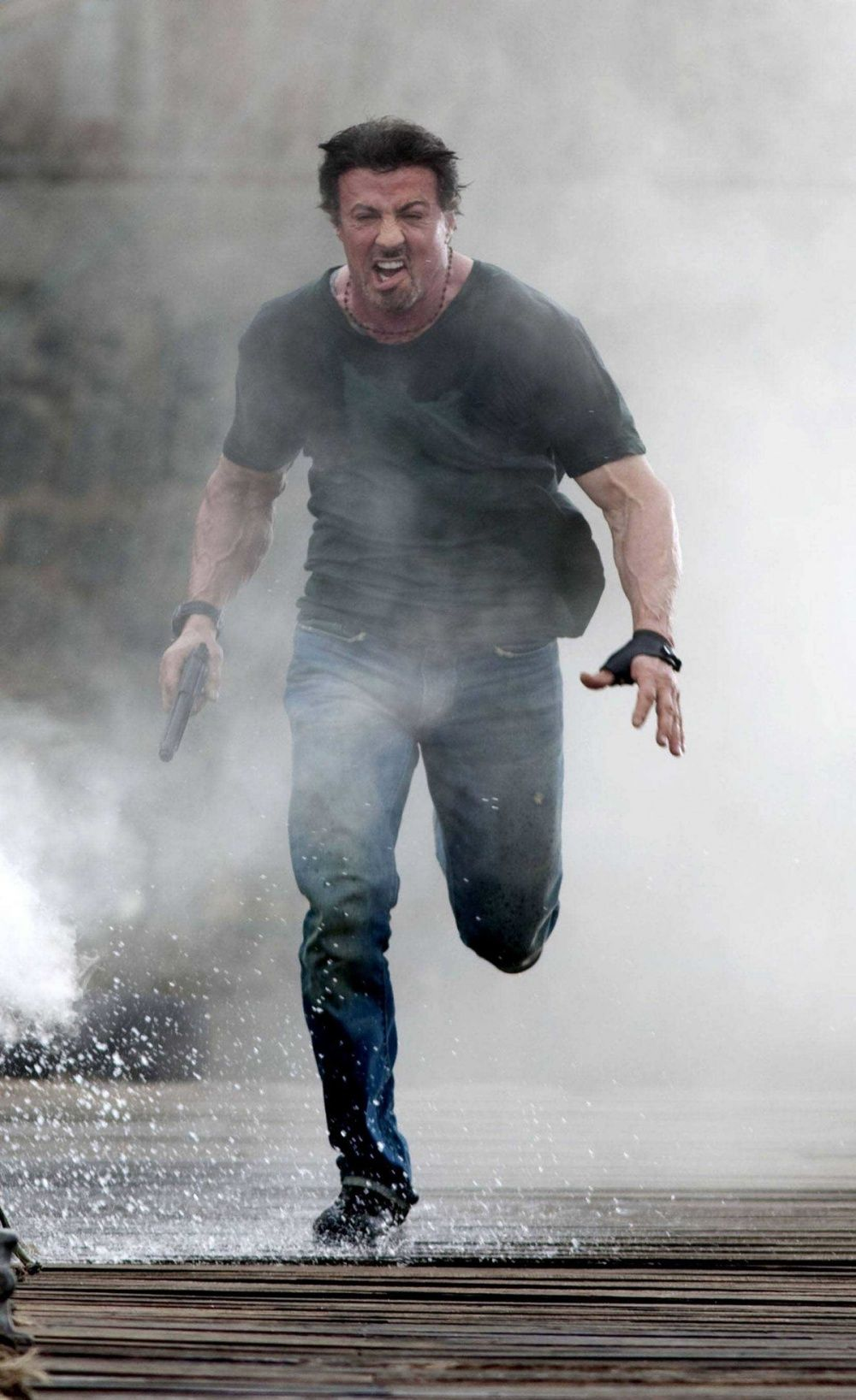Sylvester Stallone | Sylvester stallone, The expendables ...