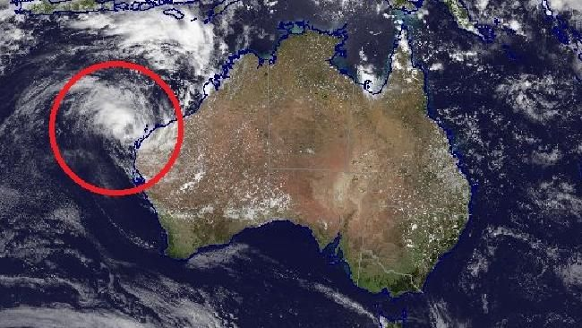 Cyclone Alert For Parts Of Wa Fullact Trending Stories With The Laugh Mixture Cyclone Australian Coasts Science And Technology