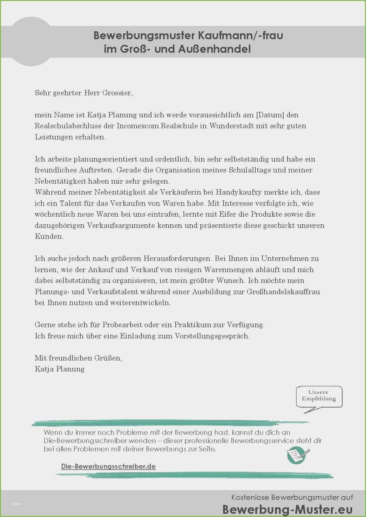 Genial Bewerbung Einzelhandelskauffrau Ausbildung Vorlage Galerie In 2020 Bewerbung Muster Lebenslauf Vorlagen Word Bewerbung