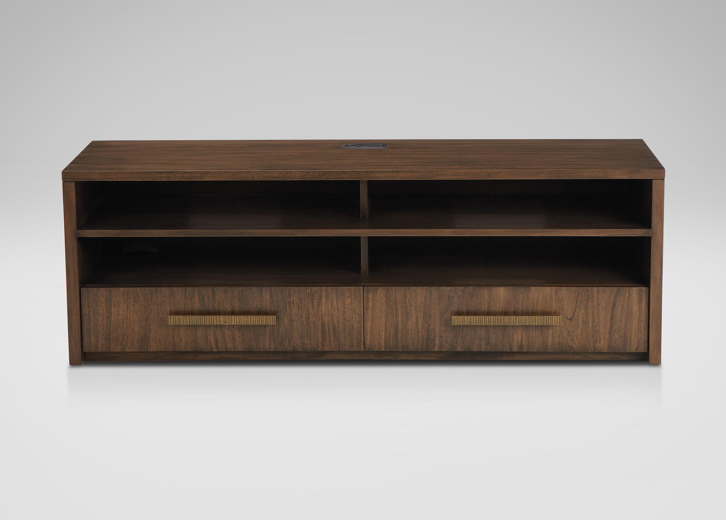 Benton Small Media Cabinet Ethan Allen