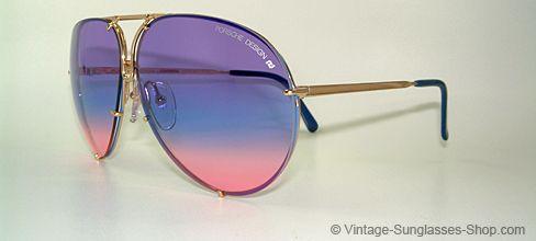 Porsche Carrera Men's Sunglasses | Vintage Sunglasses – Product Details: Porsche 5623 - Rainbow ...