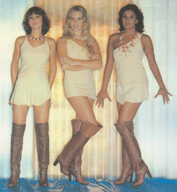 "Luv' was a Dutch female pop trio that scored a string of hit records in Continental Europe (Benelux, Germany, Switzerland, Austria, France, Denmark) as well as South Africa, Australia, New Zealand, Canada and Mexico in the late 1970s and early 1980s. This girl group consisted of Patty Brard, José Hoebee and Marga Scheide. In 1979, Luv' was ""Holland's best export act"" and thus received the ""Conamus Export Prize""."