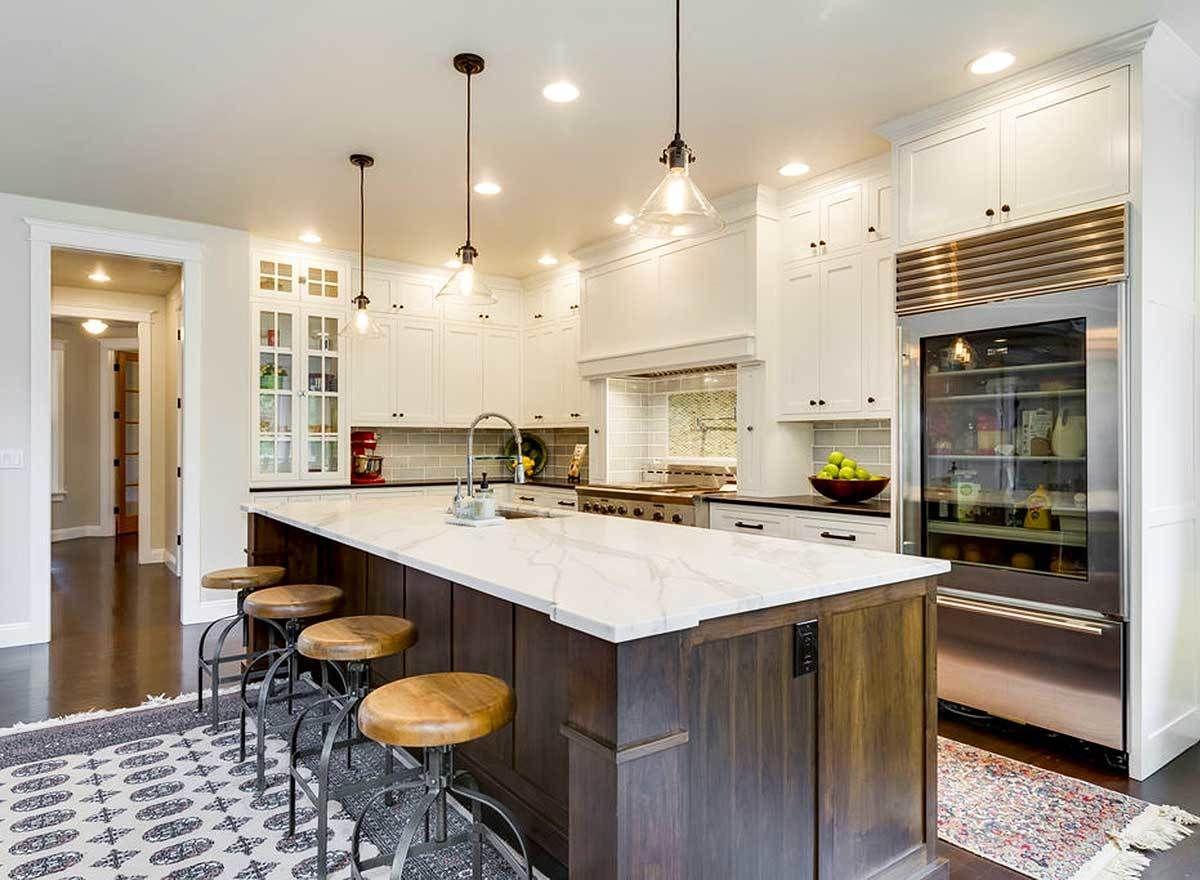 Plan 23252JD: Dramatic Craftsman House Plan | Craftsman house plans ...
