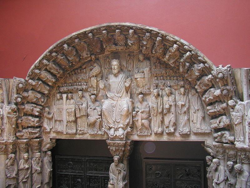 Portico de la Gloria Santiago de Compostela