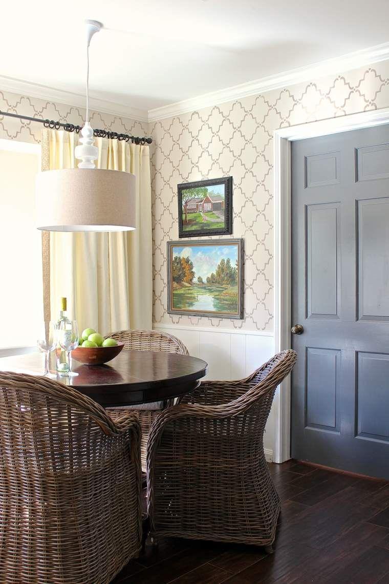 papier peint tendance 50 ides pour une maison moderne - Photo De Papier Peint Pour Salon
