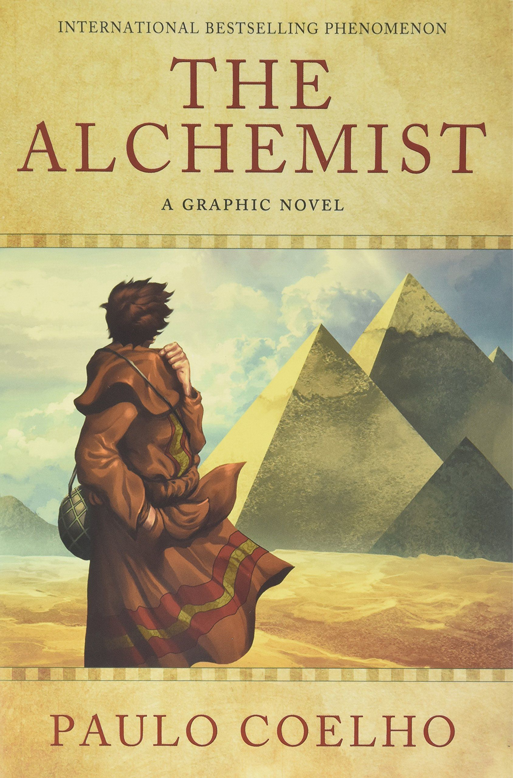 The Alchemist (Portuguese O Alquimista) is a novel by