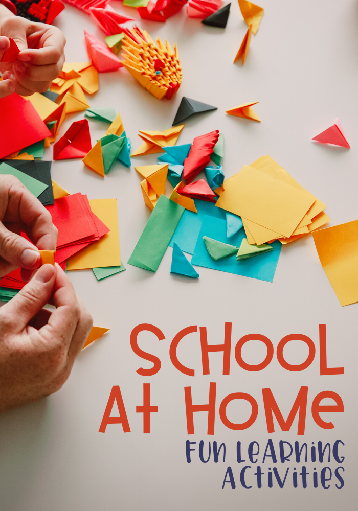 Photo of School At Home Activities For Kids