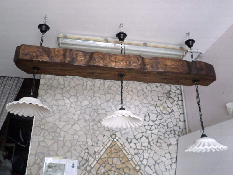 Diametro 50 cm, altezza con cavo 80cm. Lampadari Rustici Da Montagna Incantevole Cucine Lampadari Montagna Lampadari Rustici Lampadari Lampadario