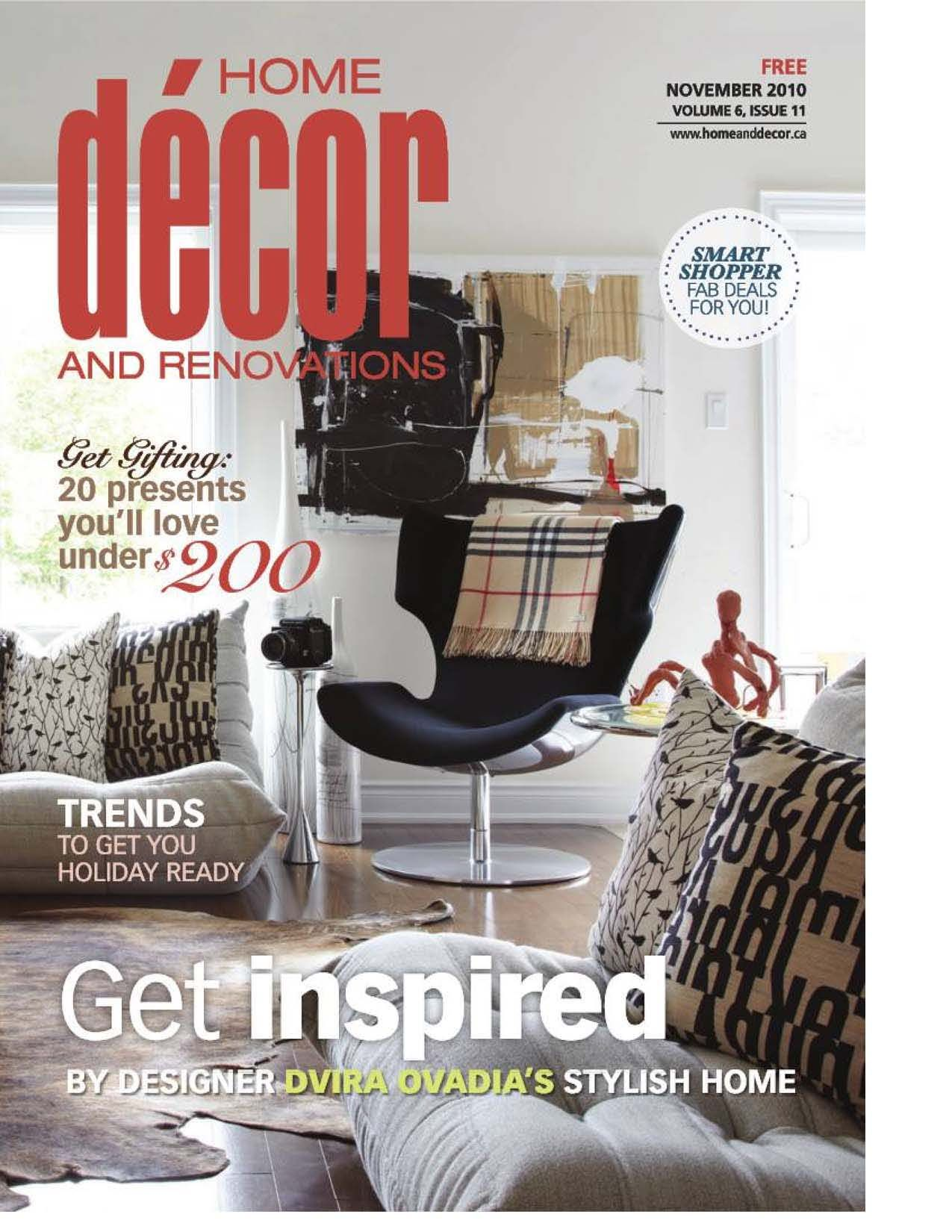 Online home decor magazine | Home and house style | Pinterest ...