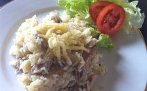 Simple Chicken and Garlic Risotto Recipe
