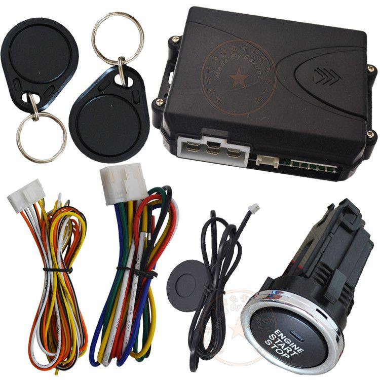 Cardot Transponder Car Rfid Immobilizer Key System With