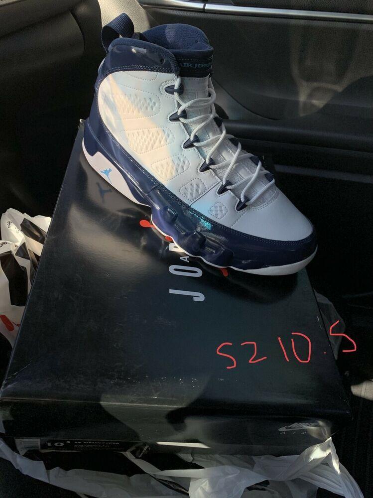 b8549063c706 Air Jordan 9 University Blue White  fashion  clothing  shoes  accessories   mensshoes  athleticshoes (ebay link)