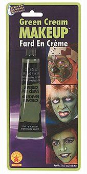 Rubie's Green Cream Makeup, 1.0 Ounce ** You can find more details at