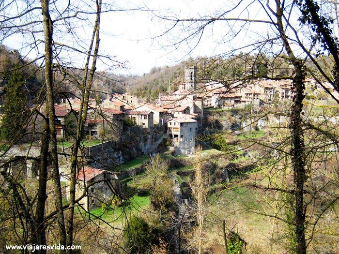 Los 15 Pueblos Más Bonitos De Catalunya Pueblo Bonito Sitios Para Visitar