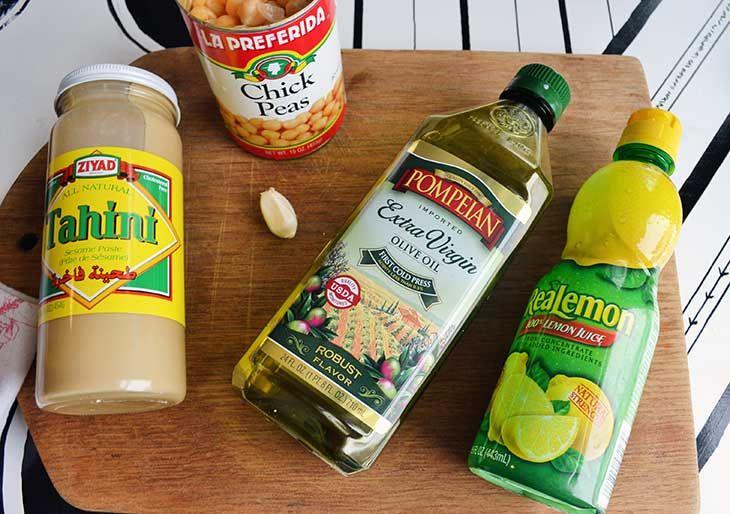 homemade-hummus