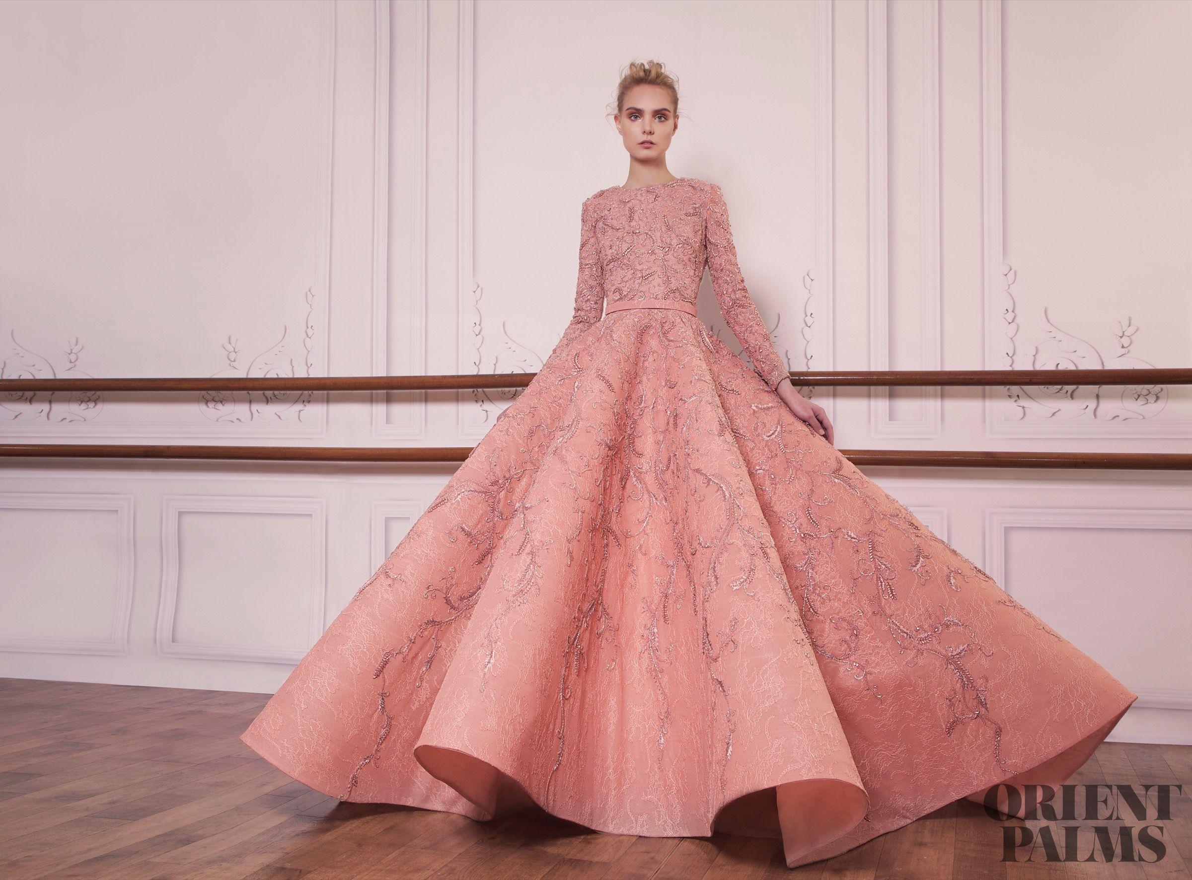 Lujo Alta Costura Vestidos De Damas De Honor Adorno - Colección de ...