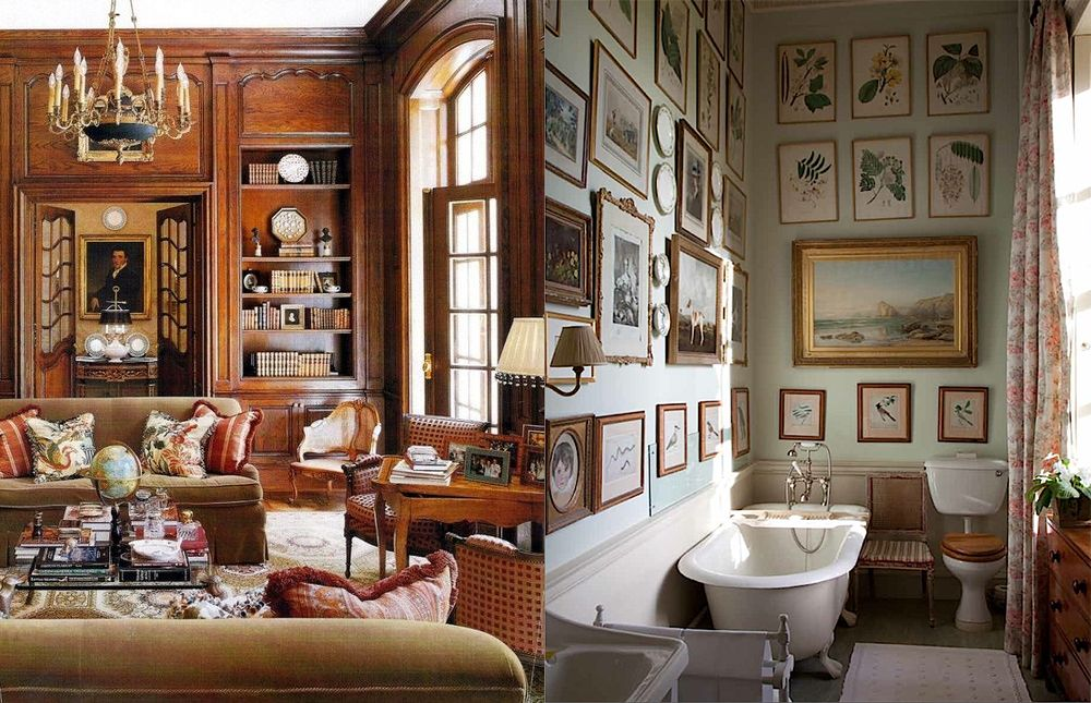 English Country Interiors Country Decorating Ideas Best Interior