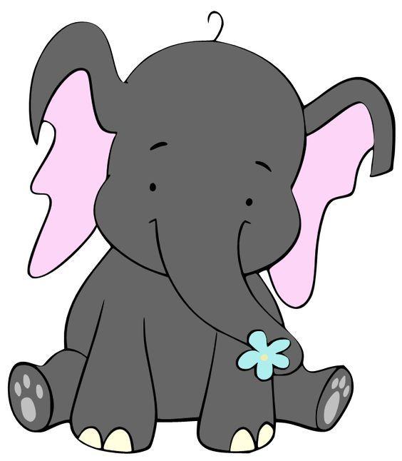Download Baby Elei   Elephant template, Elephant stencil, Cricut ...