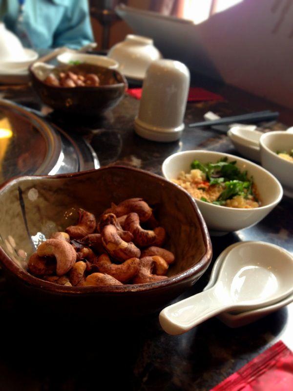 lunch at vietnam