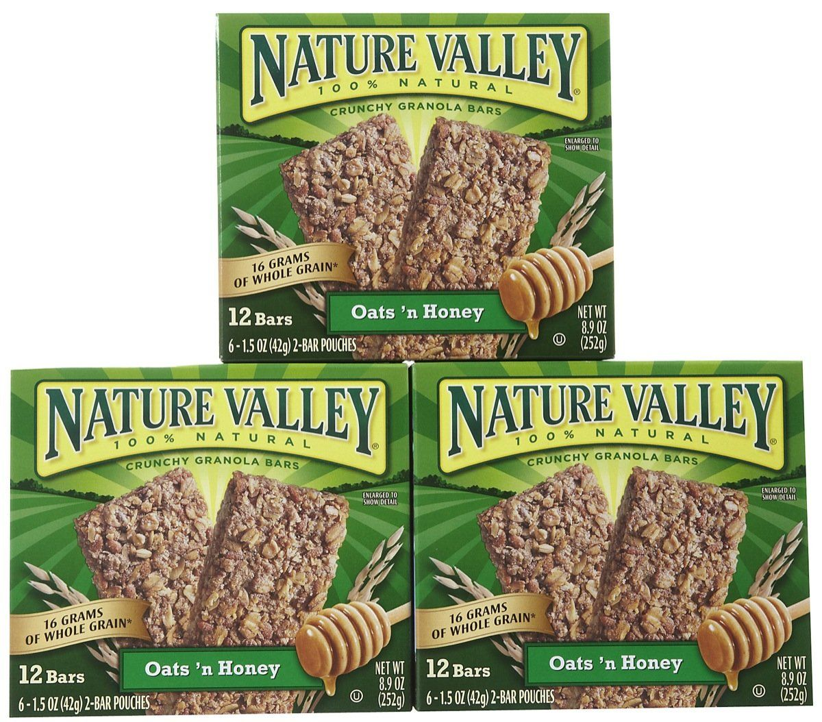 Nature Valley Granola Bars Put Them In The Microwave For 30 Seconds It S Magica Nature Valley Crunchy Granola Bars Natural Valley Granola Bars Crunchy Granola