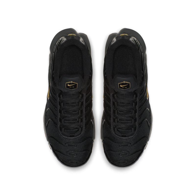335fc00a0494f Nike Air Max Plus TN SE Older Kids  Shoe - Black