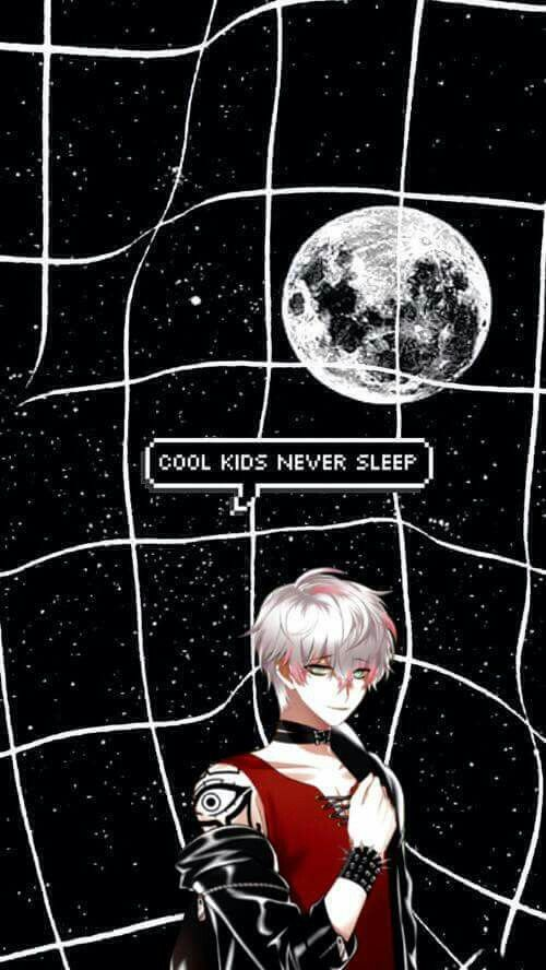 Mystic Messenger Saeran Wallpaper Wallpaper Tumblr Lockscreen Locked Wallpaper Iphone Wallpaper