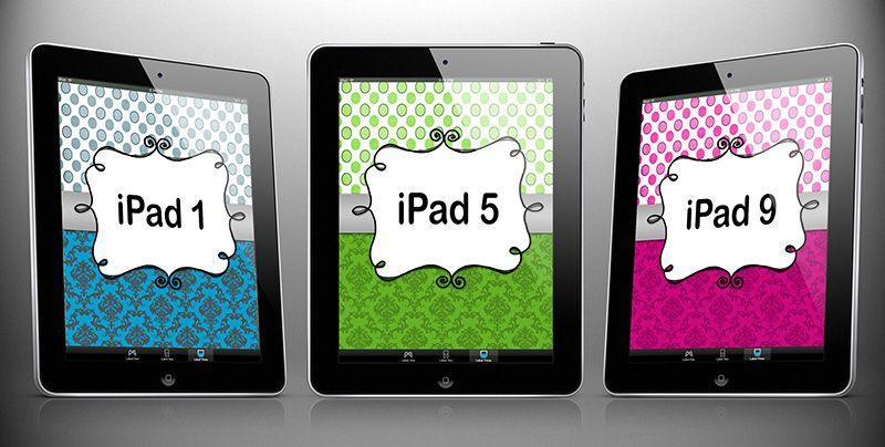 Free Ipad Number Background Wallpaper Classroom Apps Kindergarten Technology Ipad Classroom