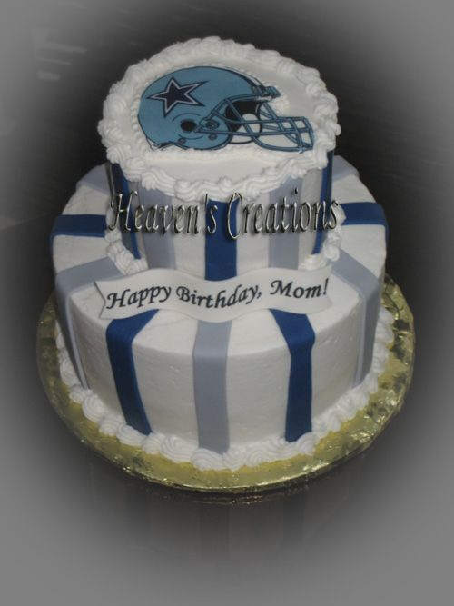 Dallas Cowboy Cake Sarahi Start Saving Money Because I Want This For My Birthday
