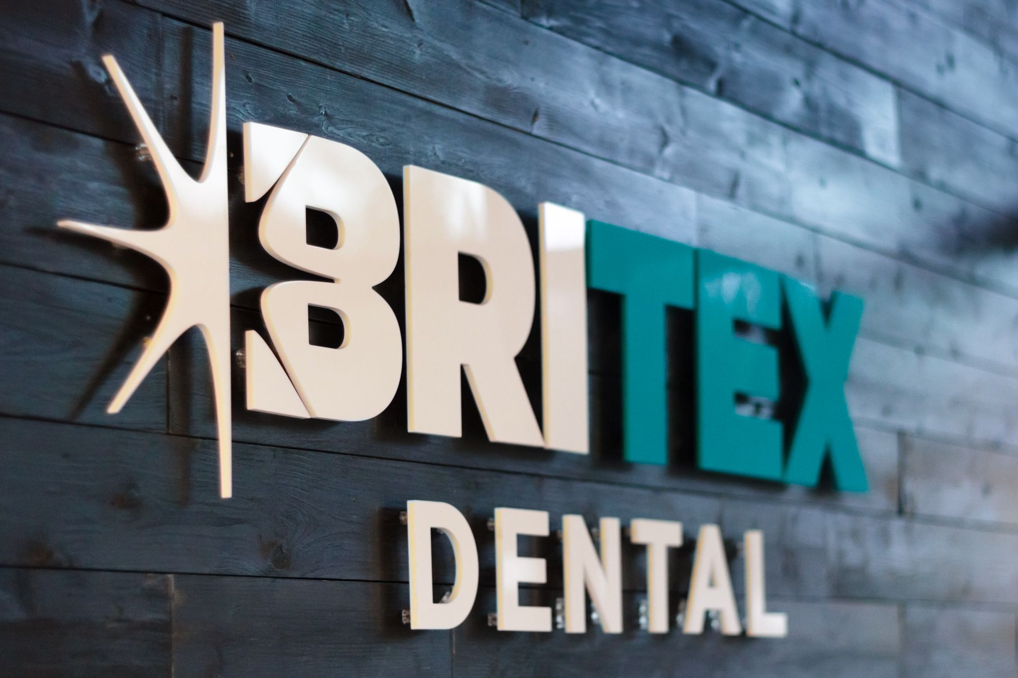 Britex Logo Design Wall San Antonio Logo Design Graphic