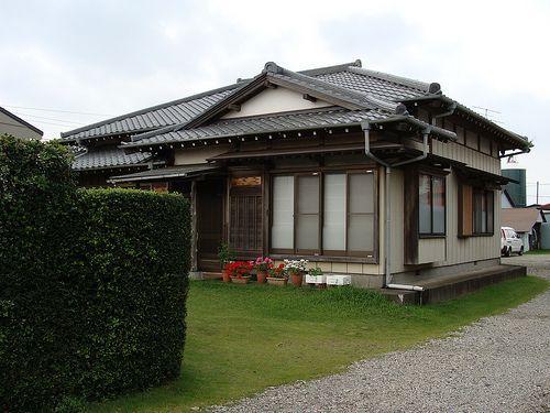 Casa tradicional japonesa casa tradicional de japon for Diseno de casas interior y exterior