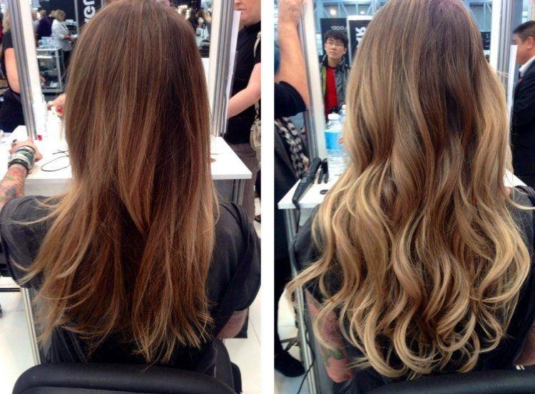 Extensions cheveux idées super faciles pour vous