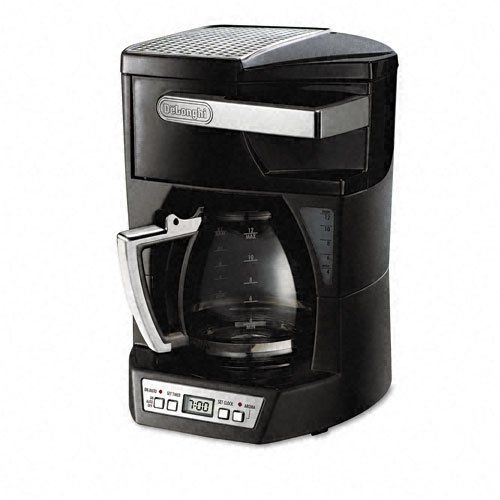 DCF212T 12 Cup Drip Coffee Maker w front access Sold as 2 Packs