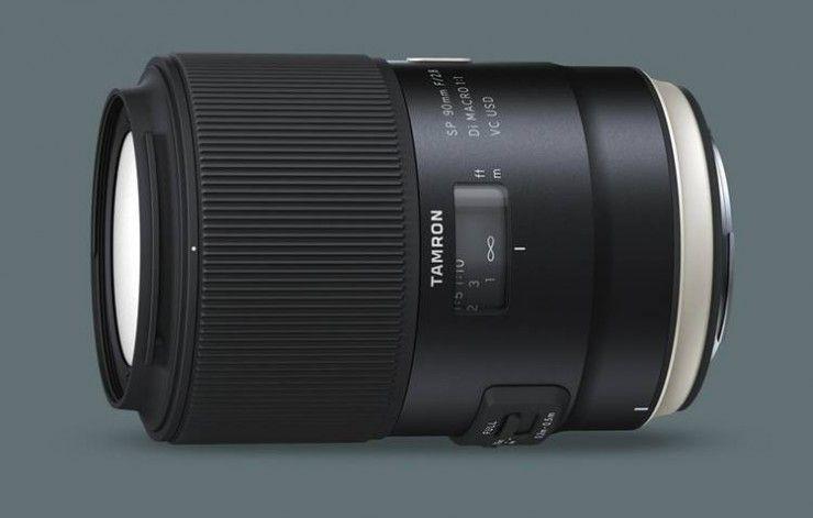 Tamron Announces Two Full-Frame Lenses: 85mm f/1.8 & 90mm f/2.8 Macro