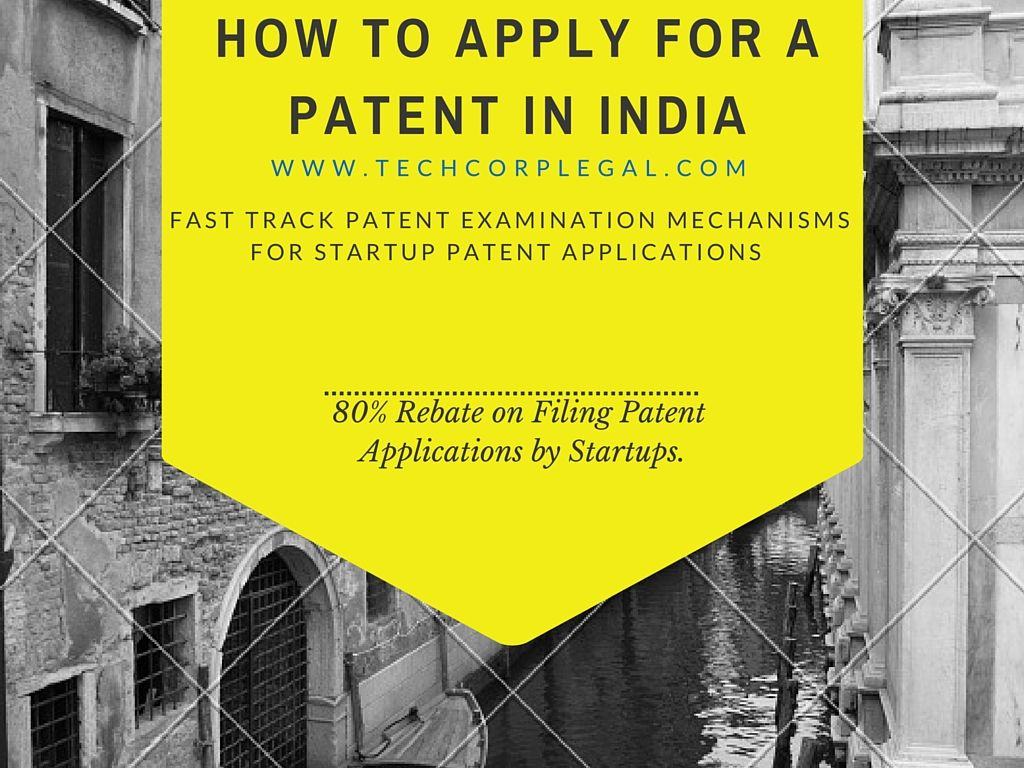 How To Get Patent For An Idea In India