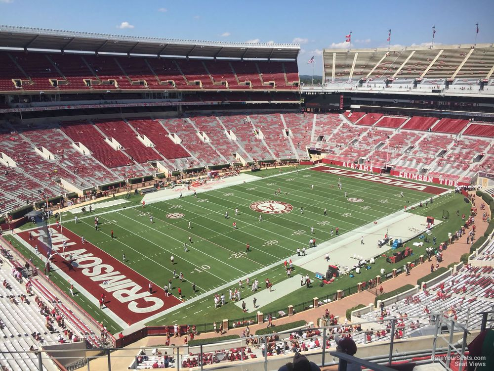 Alabama crimson tide football tickets 4 home games in