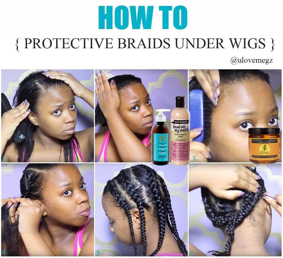 repost hairtips style braid tutorial hairgoal