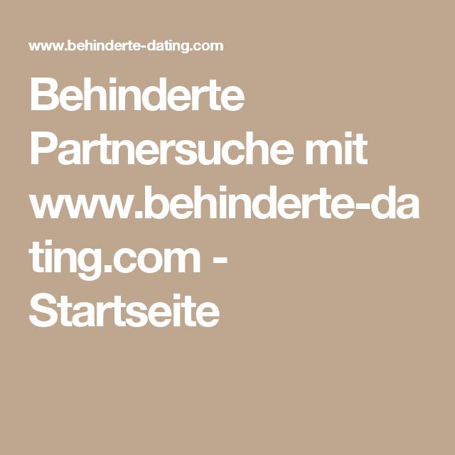 partnervermittlung dating vergleich österreich behinderte  Mobil mit Behinderung e. Mobil mit Behinderung e.