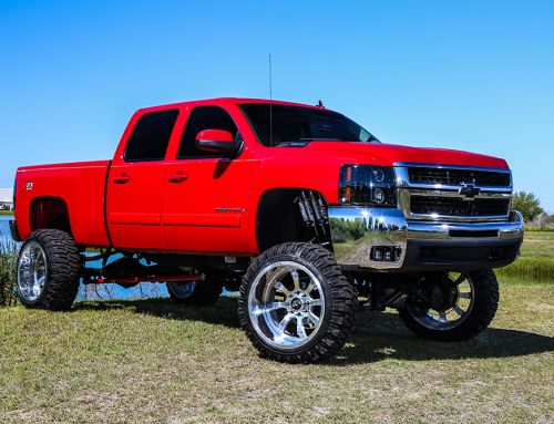 Red Chevy Silverado Terra Fondare 1 500x383 Jpg 500 383 Lifted Chevy Lifted Chevy Trucks Lifted Trucks