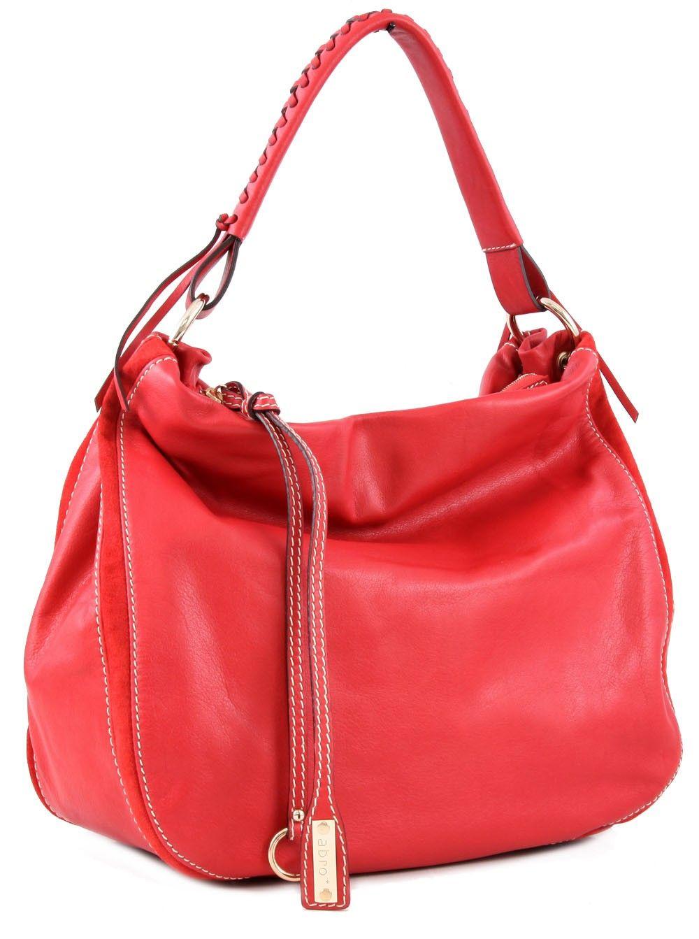 Wardow Com Tasche Von Abro Match Rot Taschen Taschen Leder