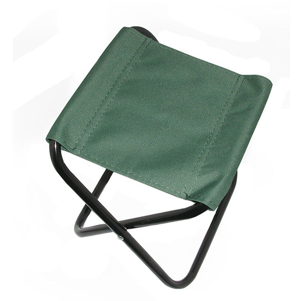 Portable Folding Chair Stool Camping Chairs Fishing Travel Outdoor ...