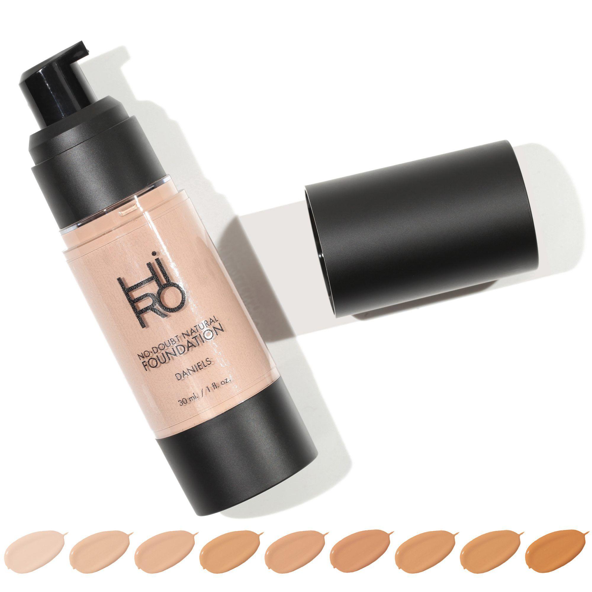 Product Review Hiro Cosmetics No Doubt Natural