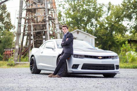 Cars photography poses senior boys 40+ Ideas #promphotographyposes