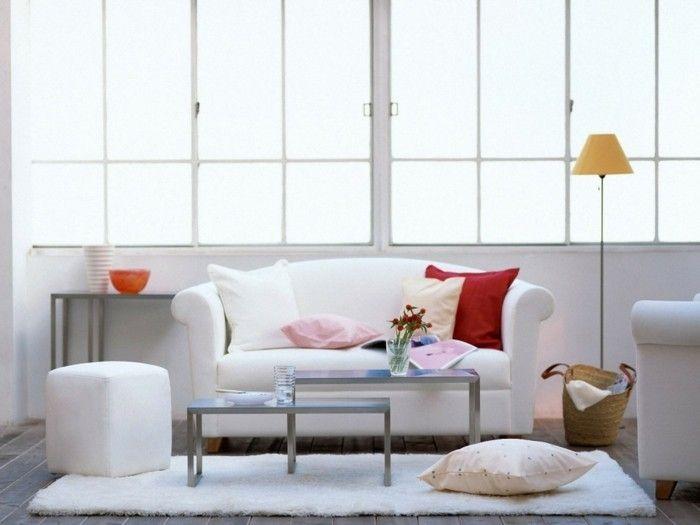 sofa kaufen weiss zweisitzer sofa Möbel - Designer Möbel